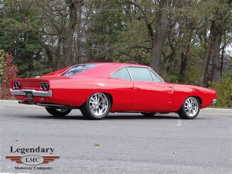 dodge charger pro touring resto mod