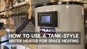 Hot Water Heater Garage Safety