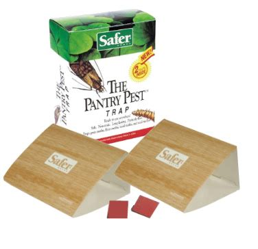 Safer The Pantry Pest Trap Safer The Pantry Pest Bird Seed And Grain Moth Traps