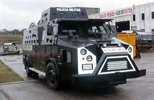 Military Police Tactical Vehicle