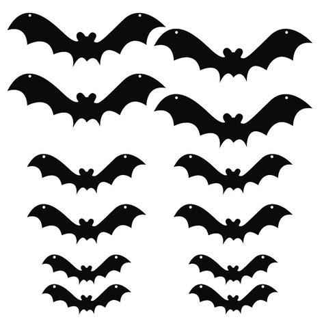 Halloween Yard Decoration Scary Hanging Bats Hanging