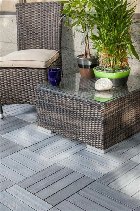 decks tile and outdoor on