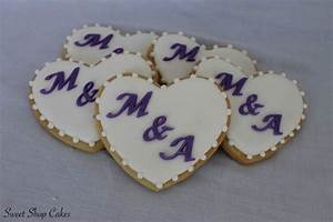 bridal shower sugar cookies cakecentralcom With wedding shower sugar cookies