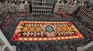Tapis De Fleurs : le tapis de fleurs de bruxelles aura lieu cet t du 16 au ~ Melissatoandfro.com Idées de Décoration