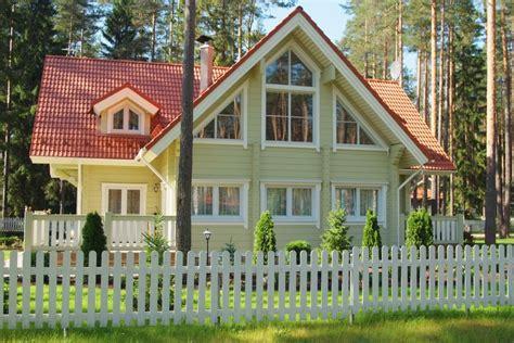 swedish house wooden house sweden model log home