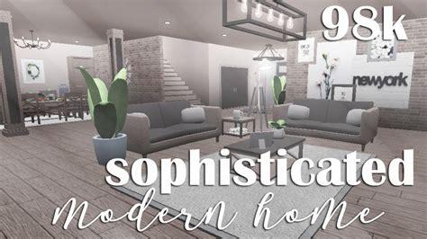 Sophisticated Modern Home 96k