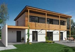 Schlüsselfertige Häuser Preise : fertigteilhaus holz pultdach ~ Lizthompson.info Haus und Dekorationen