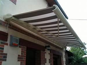 Store électrique Terrasse : store exterieur electrique ~ Premium-room.com Idées de Décoration