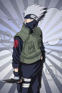 Kakashi iPhone Wallpaper - WallpaperSafari