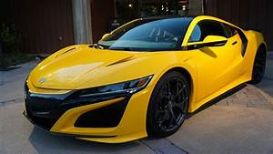 Acura Type S Concept, NSX Indy Yellow Pearl Dazzle At ...