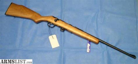 ARMSLIST - For Sale: Marlin Model XT-22 Bolt Action Rifle ...
