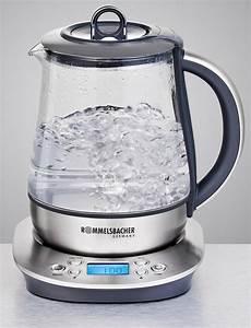 Wasserkocher Für Tee : rommelsbacher tee wasserkocher ta 1400 1 2 liter 1400 ~ Yasmunasinghe.com Haus und Dekorationen