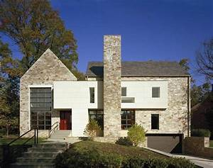 The Edgemoor Residence By David Jameson Architect  2