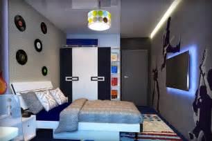 le jugendzimmer dormitorios de adolescentes en azul y gris dormitorios colores y estilos