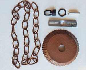 chandelier mounting plate ceiling plate canopy kit w 3 of chain in rustic tin for