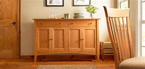 shaker furniture vermont woods studios fine furniture