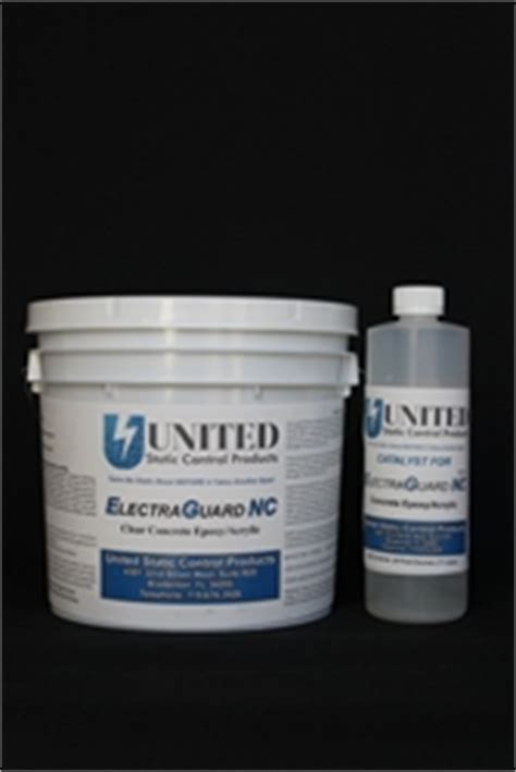 Epoxy Floor Paint, non conductive (not for static control