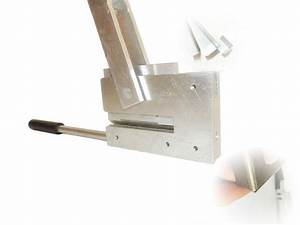 angle bender bending tool material for metal channel With channel letter making tools