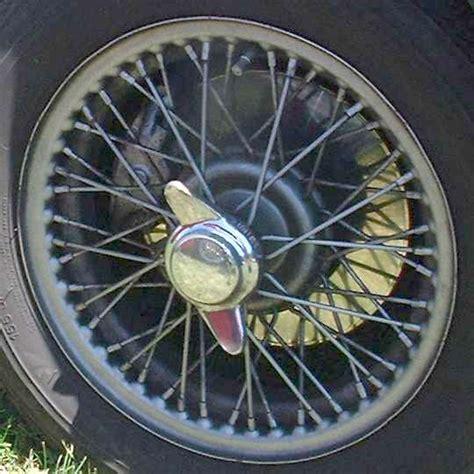 Mga Wheel Types