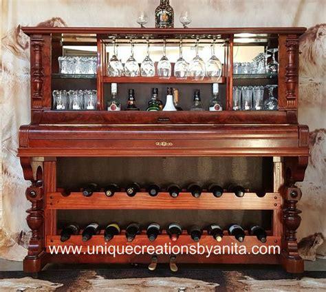 repurpose  piano   bar recycled piano