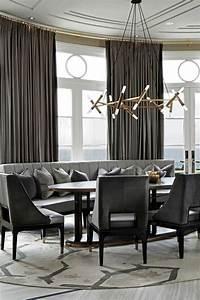 Vorhänge Wohnzimmer Grau : moderne vorh nge f r gro e fenster m belideen ~ Sanjose-hotels-ca.com Haus und Dekorationen