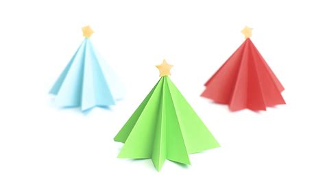 step by step christmas tree oragami wiki with pics how to make an origami tree 14 steps with pictures