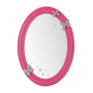 Miroir Pour Chambre Fille by Miroir Porte Manteau Pour D 233 Corer Une Chambre De Fille