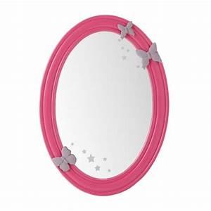 Miroir porte manteau pour décorer une chambre de fille Décorer