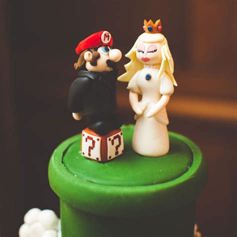 Video Game Themed Weddings Bridalguide