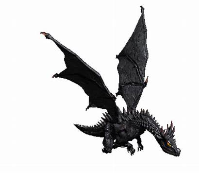 Dragon Flying Dragons Animations Animated Fantasy Clipart