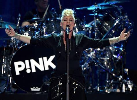 pink worth music thelistli heart she career popsugar