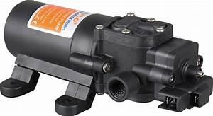 Seaflo Marine Water Pressure Diaphragm Pump 12v 10amp Min