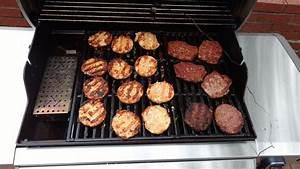 Burger Grillen Gasgrill Temperatur : smoked mahi burgers on weber genesis ii e 310 propane gas grill youtube ~ Eleganceandgraceweddings.com Haus und Dekorationen