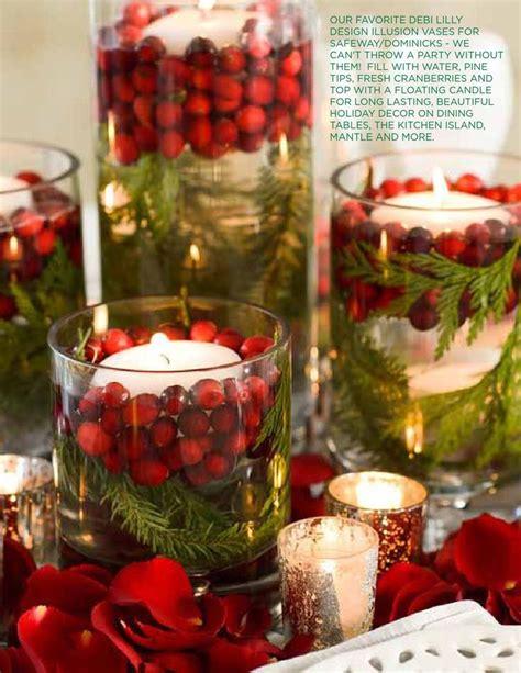 25 best ideas about christmas centerpieces on pinterest