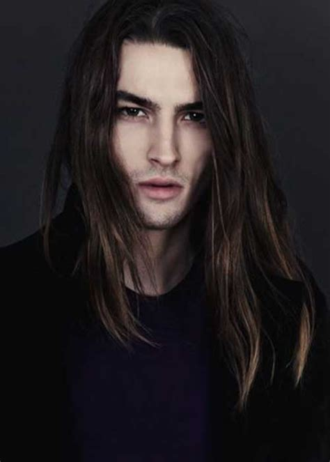 long hairstyles  men mens hairstyles