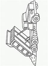 Coloring Construction Pages Equipment Truck Trucks Bagger Ausmalbilder Colouring Zum Tonka Ausmalen Bilder Printable Dump Digger Constructions Monster Zu Site sketch template