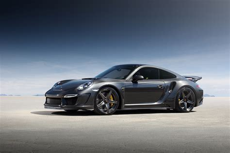 Image Porsche 2015 Topcar 911 Turbo Stinger Gtr Carbon