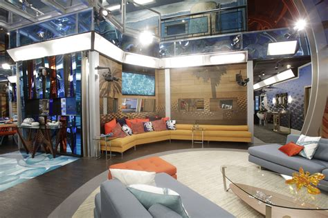 Take A Tour Of The New Big Brother Digs  Big Brother
