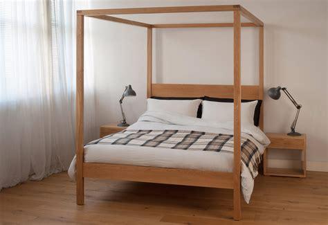 Solid Wood Scandinavian Style Beds