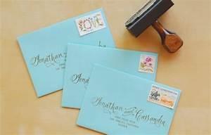 diy rubber stamp fabric pocket wedding invitations With diy wedding invitations with stamps