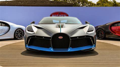 Is Bugatti Adding an SUV to Its Lineup?