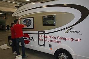 Deco Camping Car : sur le tour je suis graphiste d corateur actualit v lo pros ~ Preciouscoupons.com Idées de Décoration