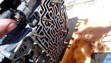 Automatic Transmission Valve Body Functions And Failure