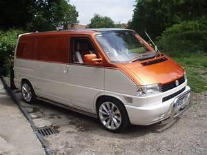 Vw T4 Transurfer Van  Custom Paint Job  House Of Kolor