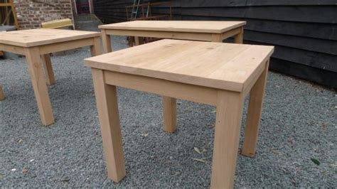 houten horeca tafels horeca meubilair eiken meubelen nl meubelmakerij geeraths