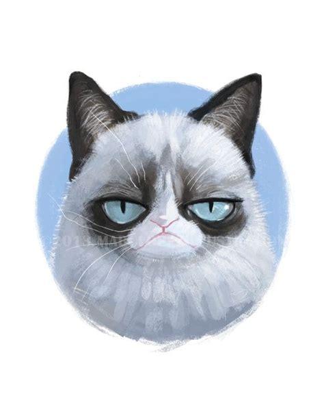 Grumpy Cat Illustration  Wwwimgkidcom  The Image Kid