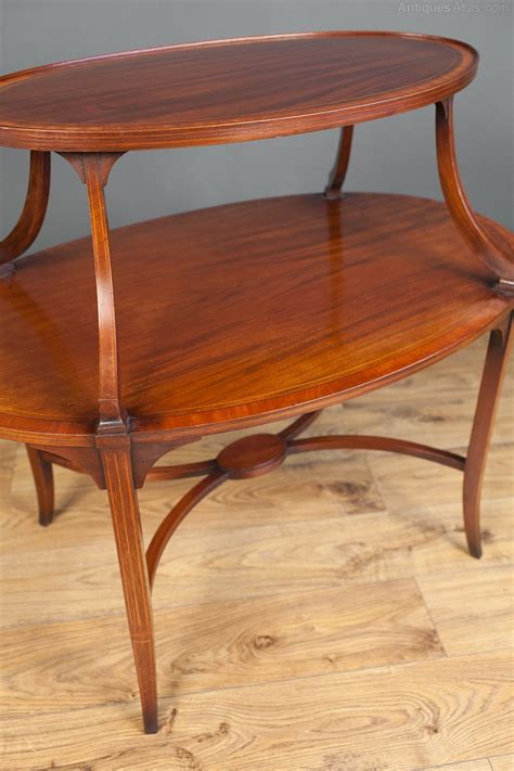 Vintage Etagere by Edwardian Oval Mahogany Etagere Antiques Atlas
