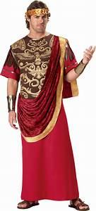 Mens Julius Caesar Roman Adult Costume - Mr. Costumes