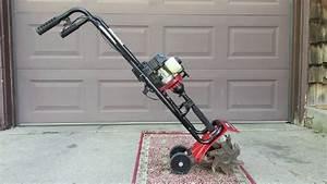 Mtd Yard Machines Mini Tiller 31cc 2