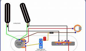 21 New Dual Humbucker Wiring Diagram